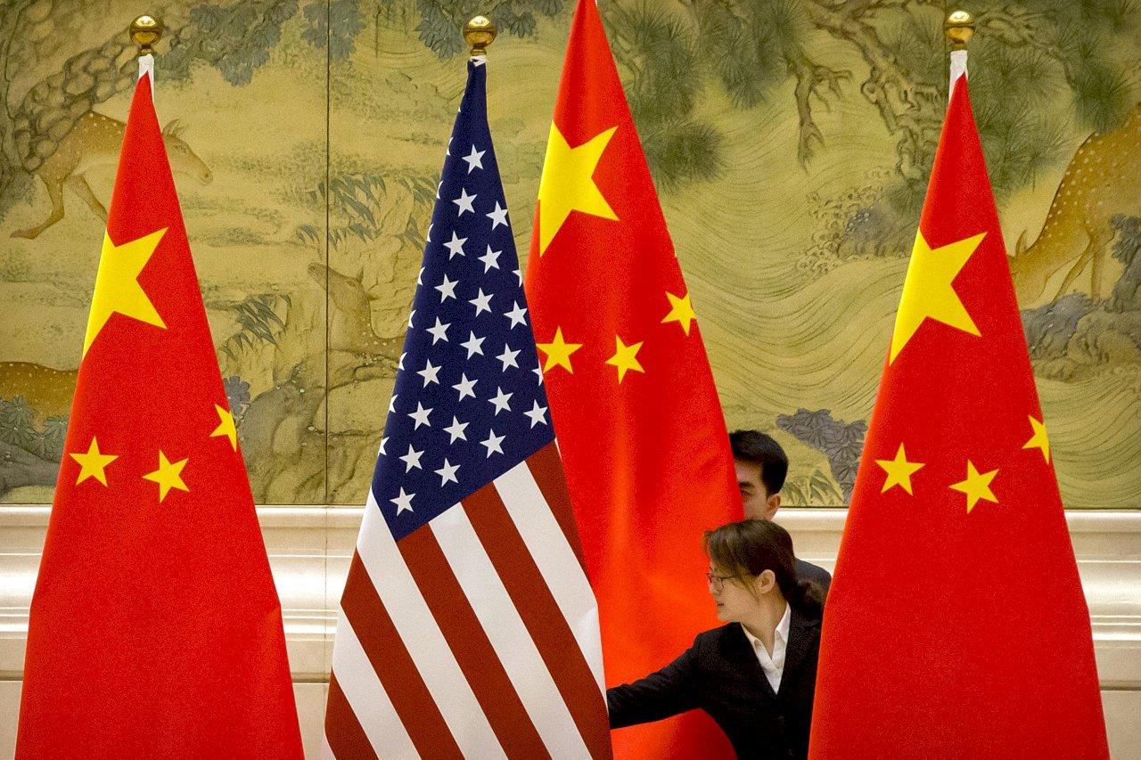 美中發表聯合聲明 承諾合作對抗氣候危機