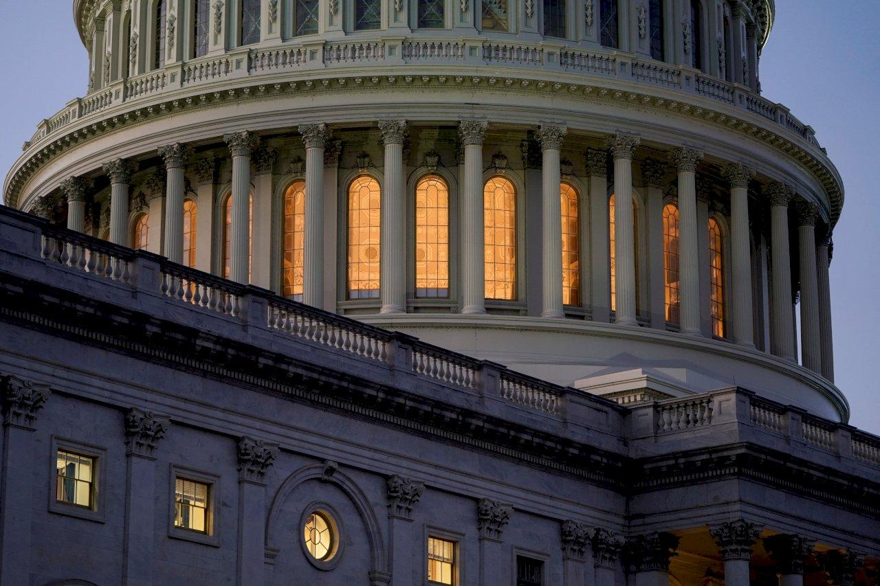 拜登上任後重大勝利 美國會通過1.9兆美元紓困法案
