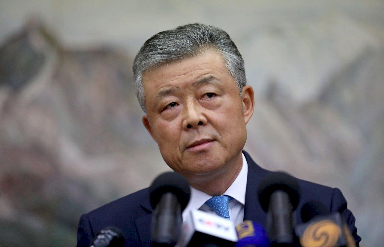 英國就港區國安法實施 召見中國駐英大使
