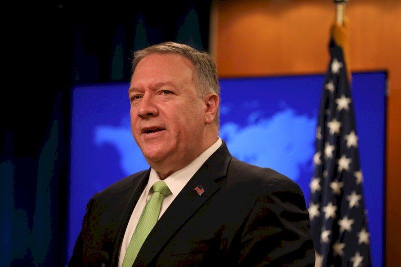 蓬佩奧護台灣 籲美國州長力抗中國施壓