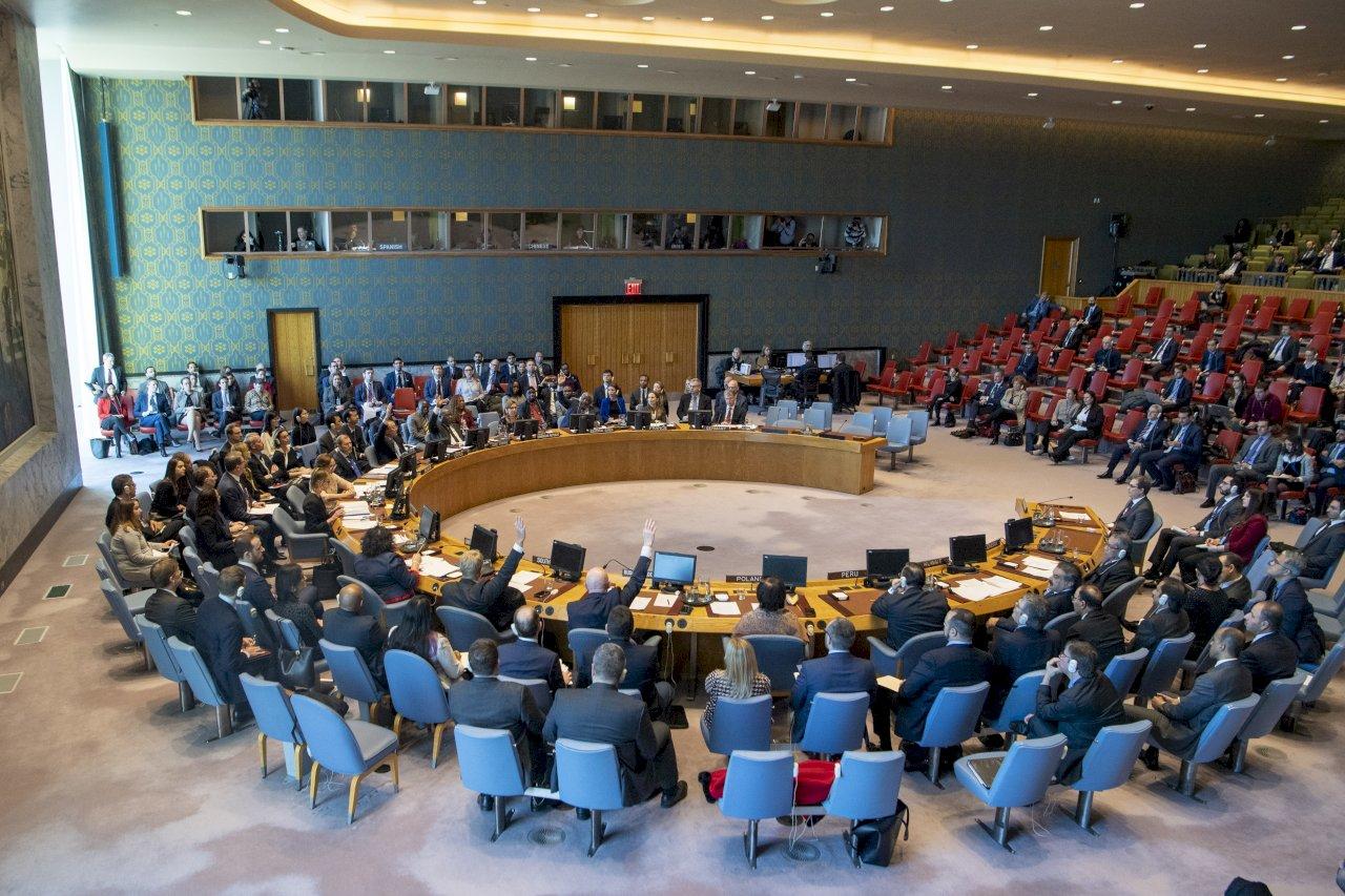 挺巴基斯坦 中國力阻印度領導聯合國反恐機構