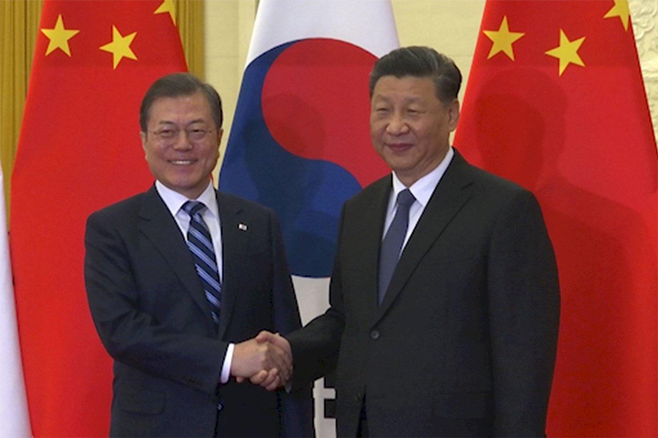 習近平上半年訪韓計畫 疫情若延燒恐生變