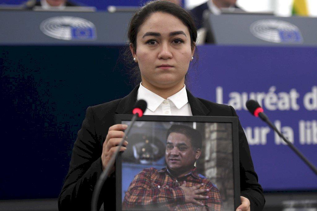 維權人士斥中國 壓迫維吾爾人更甚病患(影音)