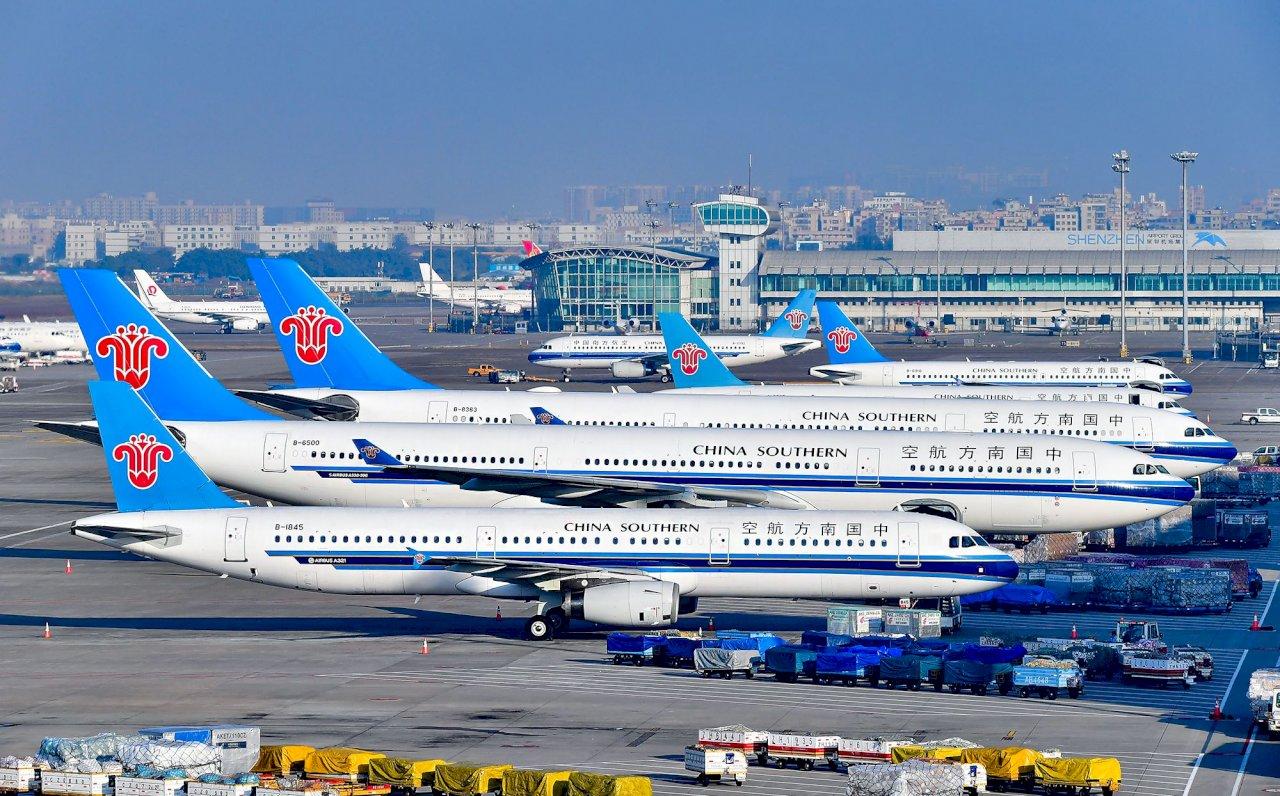 知道嚴重了?美決禁中國航班後 中國今宣布將放寬更多外國航班