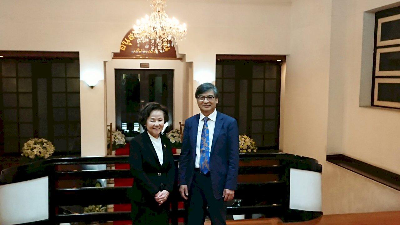 政大泰國辦事處成立 攜手法政大學強化華語教育
