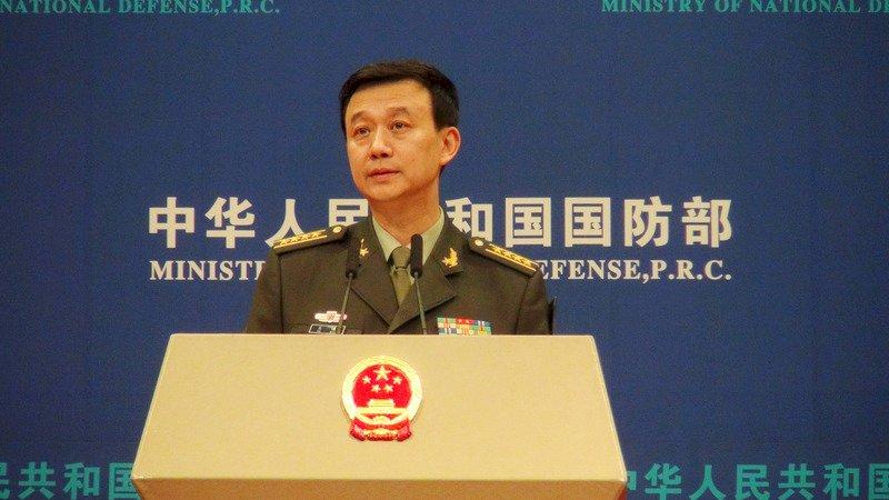 中國指控 美偵察機闖入演習禁飛區