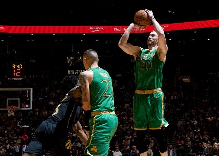 NBA耶誕大戰 布朗發威率塞爾蒂克客場擒暴龍
