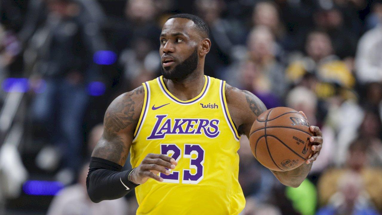 NBA球星詹姆斯究責推文惹議 引出川普加入砲轟