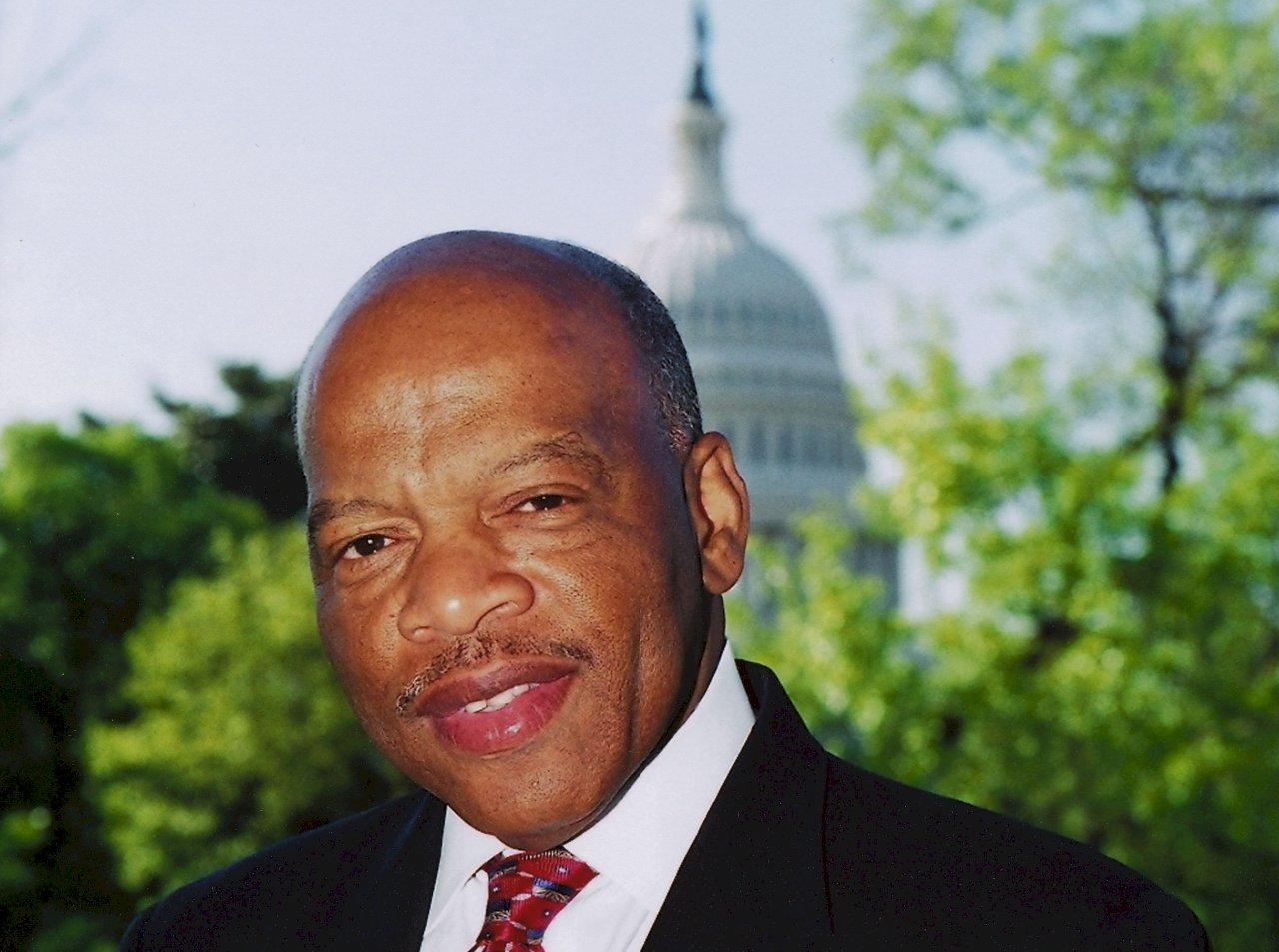 美國民權運動巨人 資深眾議員路易斯病逝