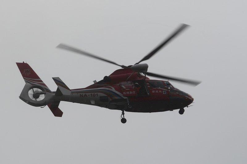 黑鷹直升機迫降失事 空勤總隊8架停飛檢查