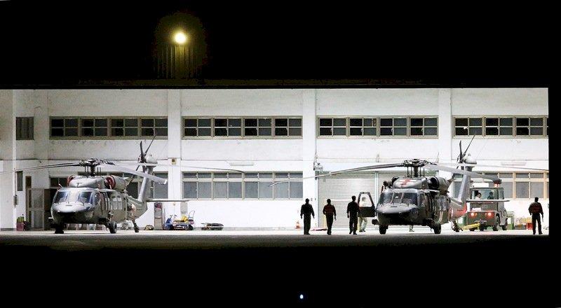 黑鷹直升機失事 全面停飛待檢