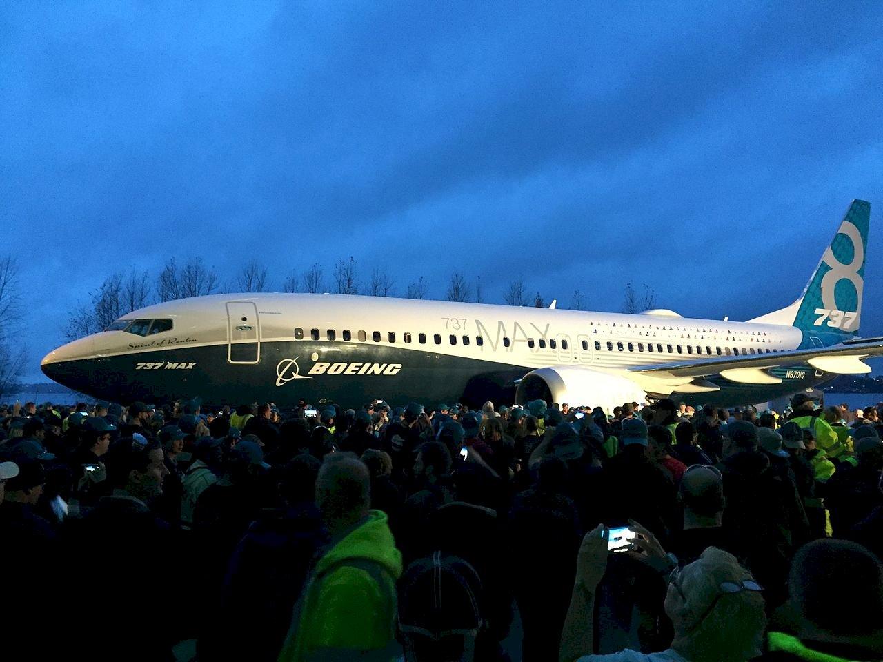 停產效應 波音737 MAX供應商將裁員2800人