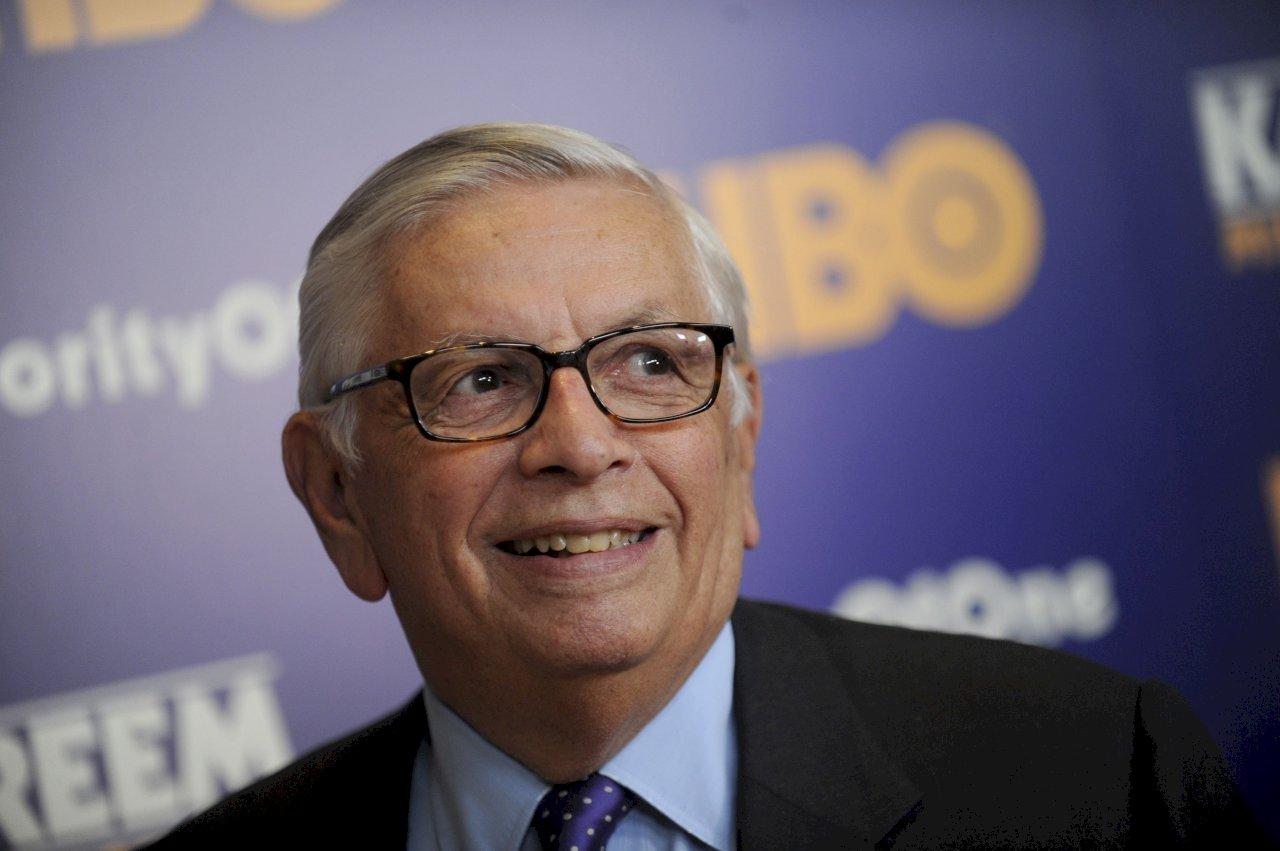 推展NBA貢獻卓著 前總裁史登過世享壽77歲