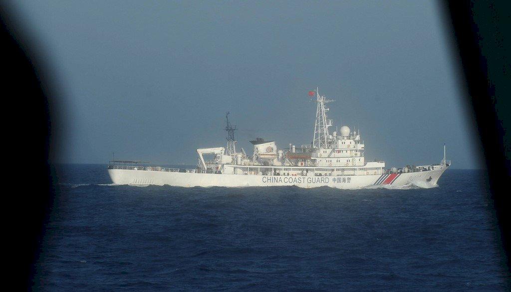 因應中國擾台 日本自衛隊首長:有很多措施可做