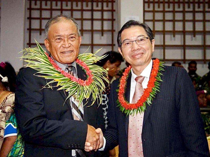 友邦馬紹爾選出新總統 外交部:邦誼穩固