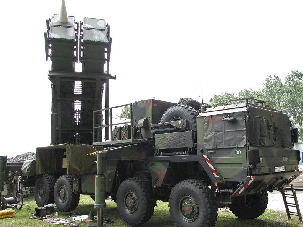 傳美國自沙烏地撤愛國者飛彈 聚焦反制中國擴軍