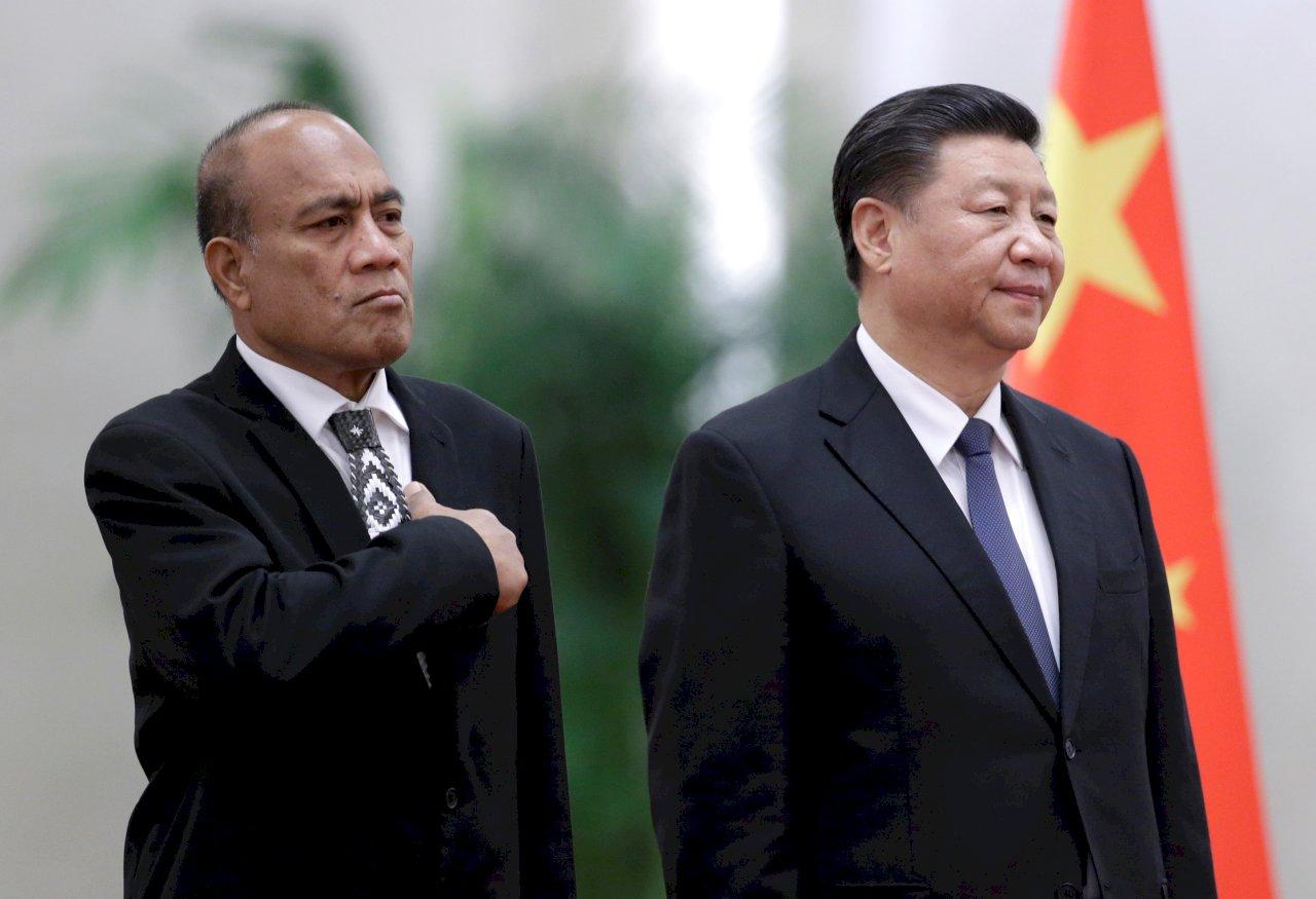 吉里巴斯大選 前總統指與台灣中國邦交是關鍵