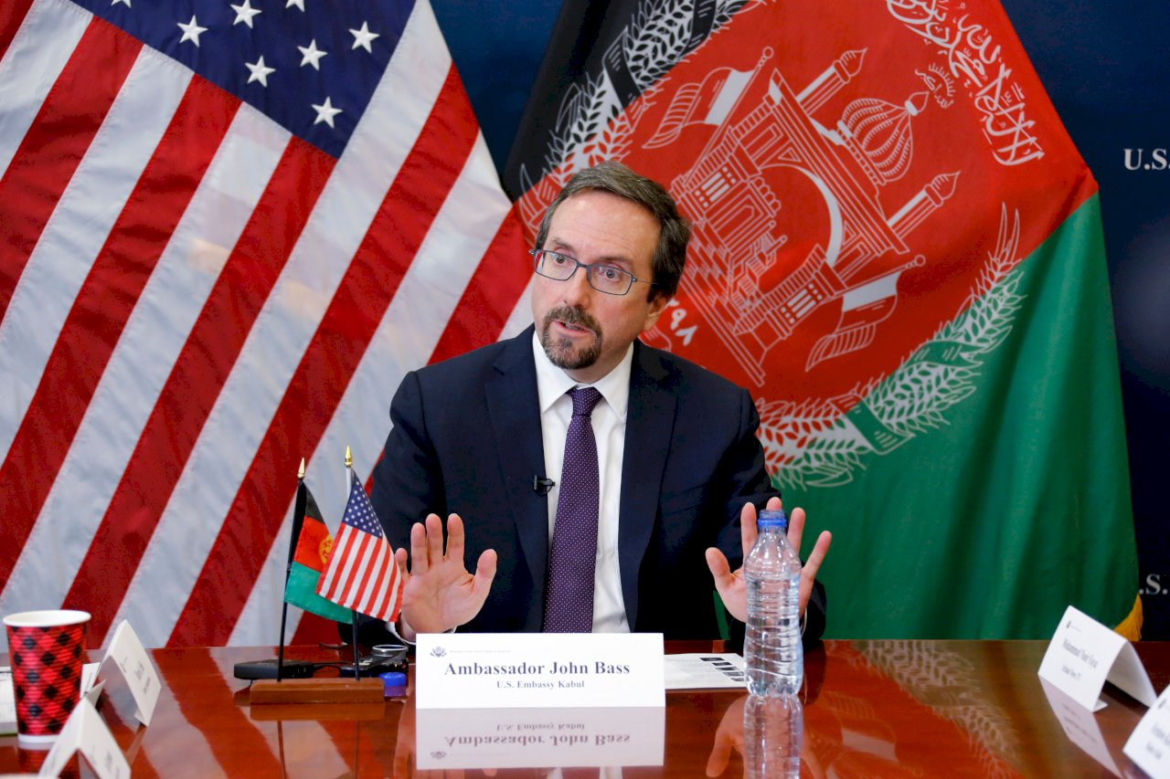塔利班和談仍陷僵局 美駐阿富汗大使結束任期