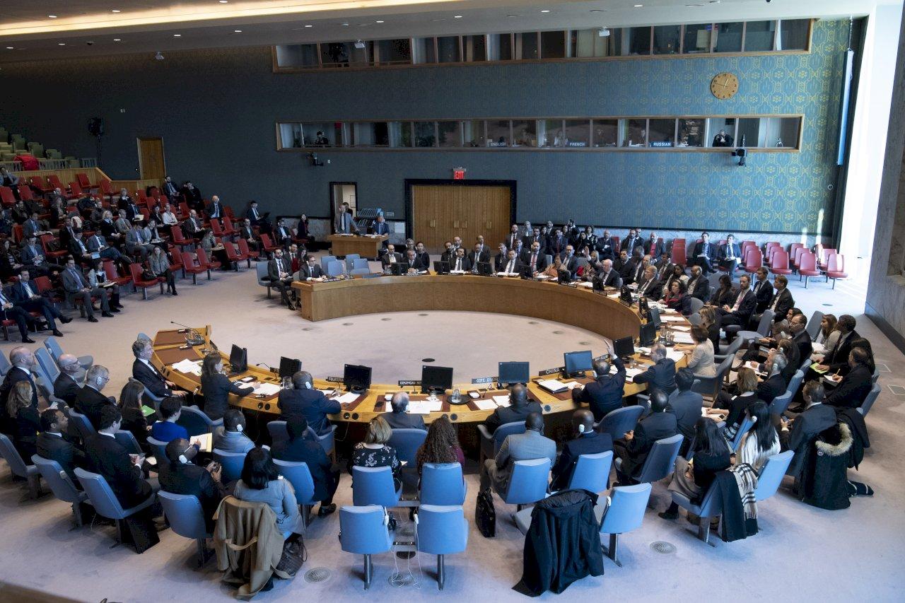 聯合國安理會譴責喀布爾機場攻擊事件