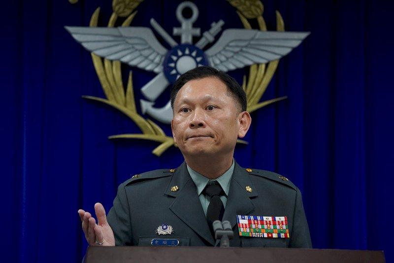 日公布共軍4軍艦航經台灣東部 國防部監偵