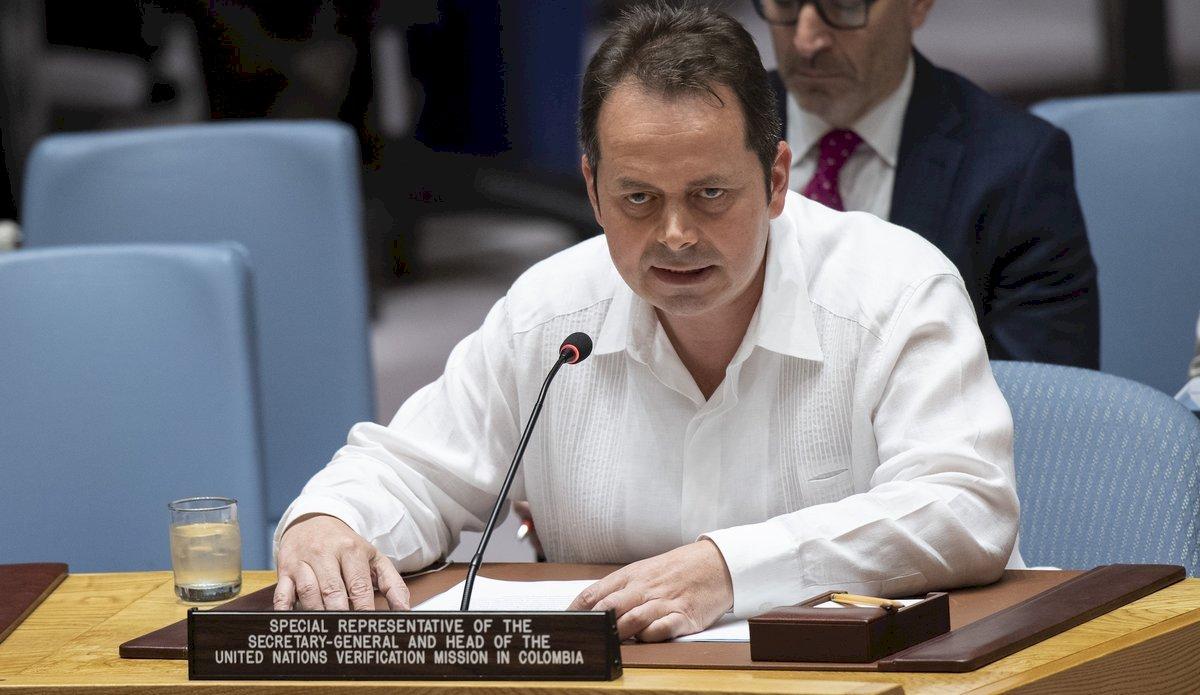 哥倫比亞和平生變 聯合國呼籲保護前叛軍成員