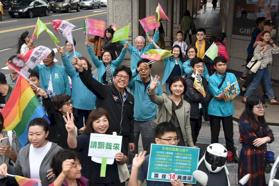 海外民運人士看台灣/觀選之後 更感受到中國民主改革需要向台灣學習