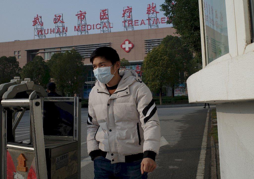 武漢肺炎蔓延 中國網友質疑當局隱瞞