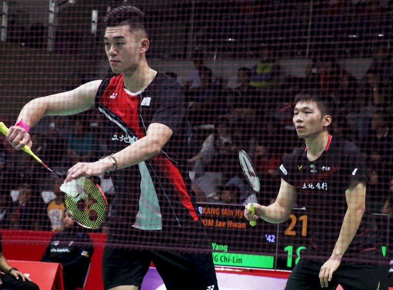 衛冕只差一步 李洋王齊麟挺進西班牙羽球決賽