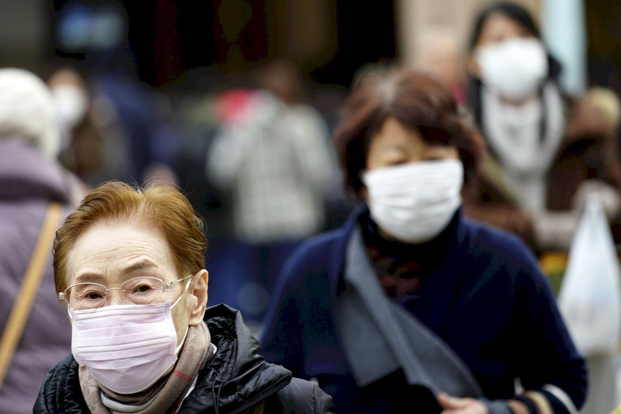 日本定武漢肺炎指定傳染病 史上第五例