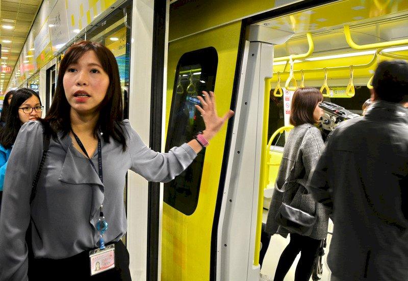 新北捷運環狀線 明起免費試乘