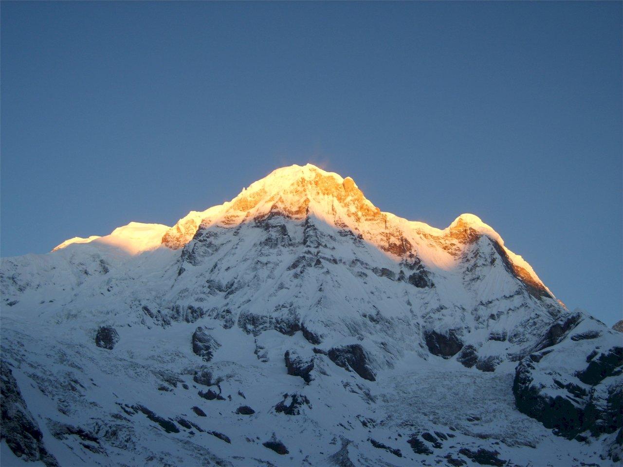 喜馬拉雅山雪崩 3名台灣登山客狀況不明
