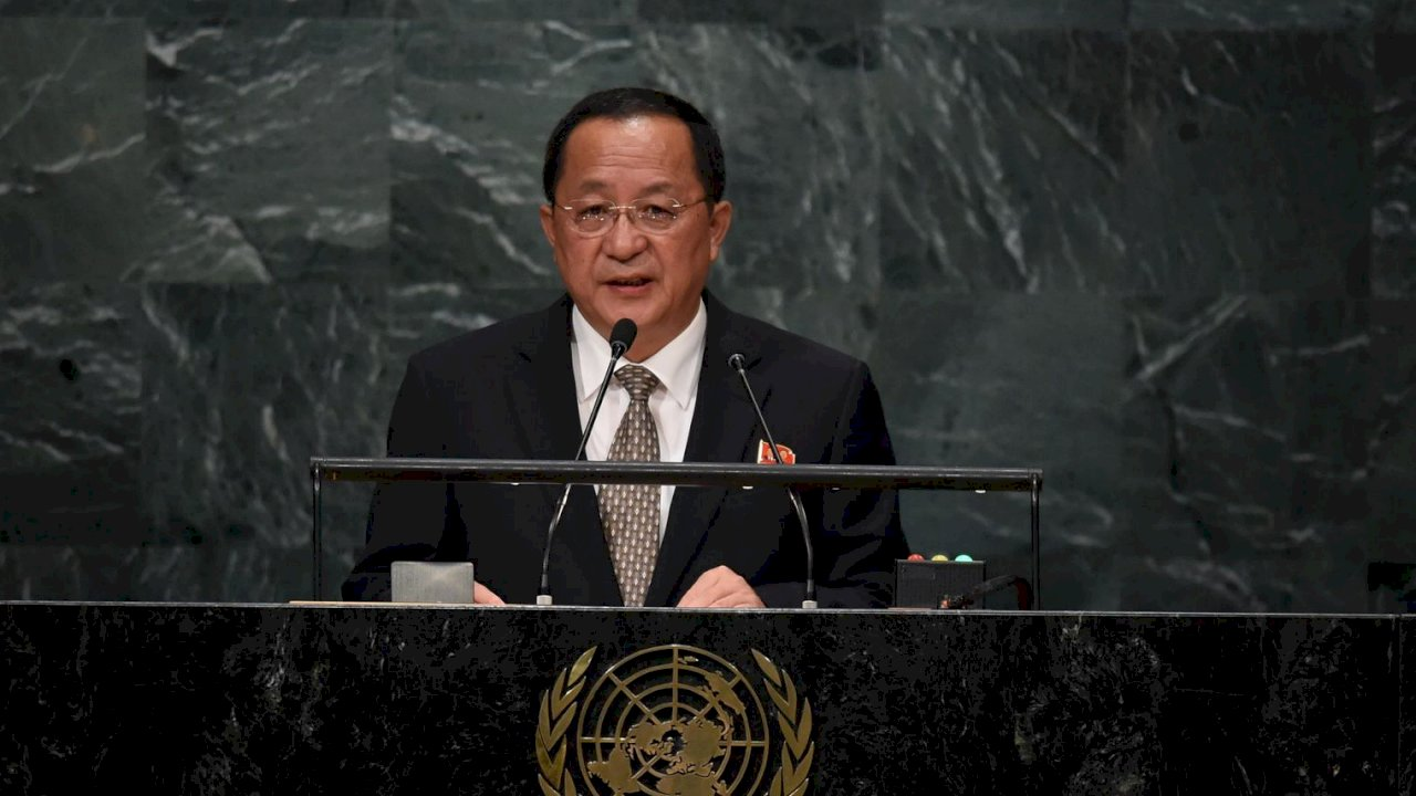 北韓官員:應認真看待大氣層核試爆警告