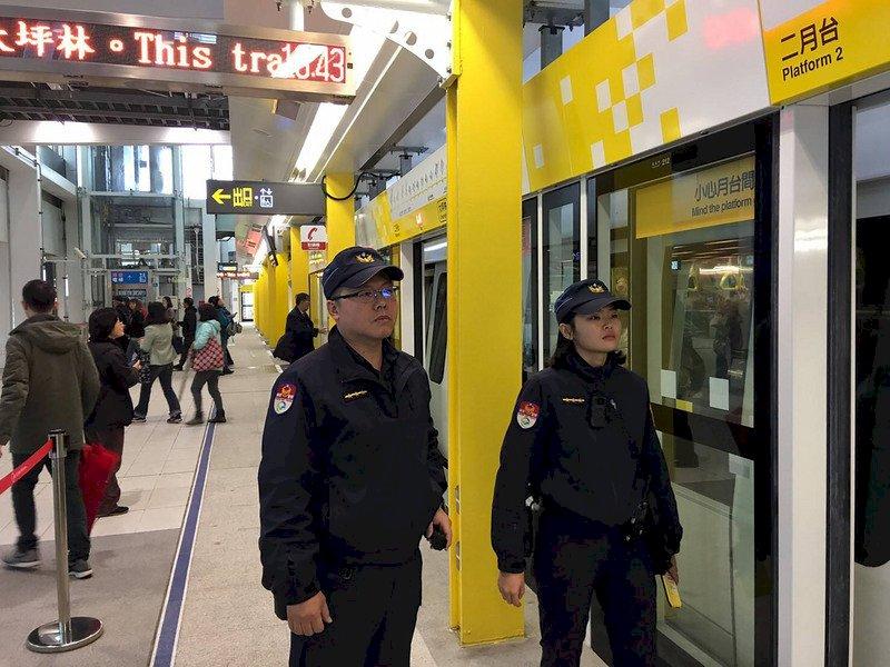雙北市府敲定 捷運環狀線31日通車營運