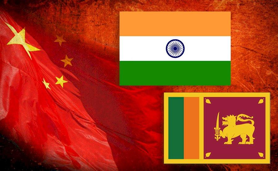 共抗中國 印度與斯里蘭卡要強化軍事關係