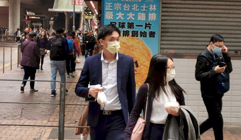武漢肺炎疫情 香港宣布由嚴重提升至緊急