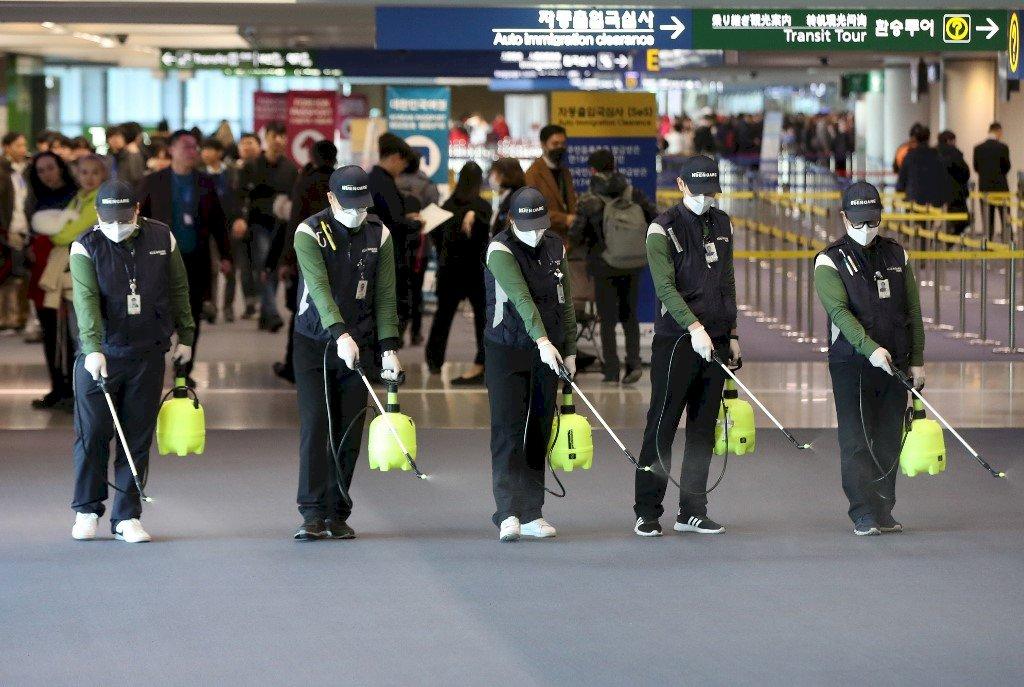 南韓武漢肺炎新增第16例 韓女從泰國入境確診