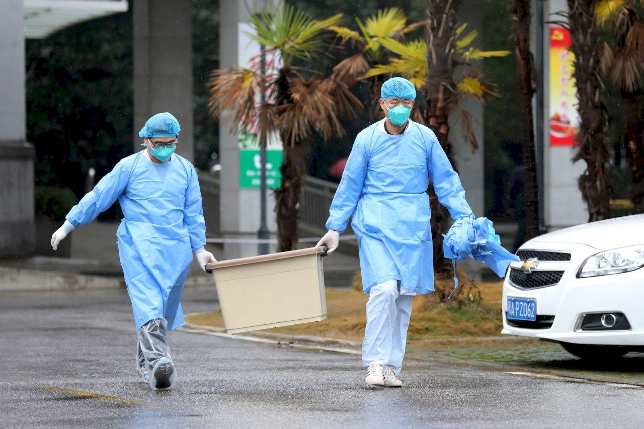 武漢肺炎疫情 美專家:熱核級別流行病