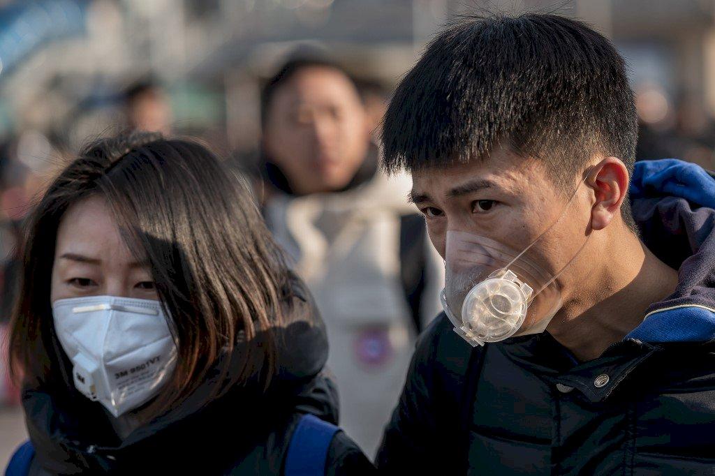 傳染病專家:防「武漢肺炎」僅戴口罩是不夠的