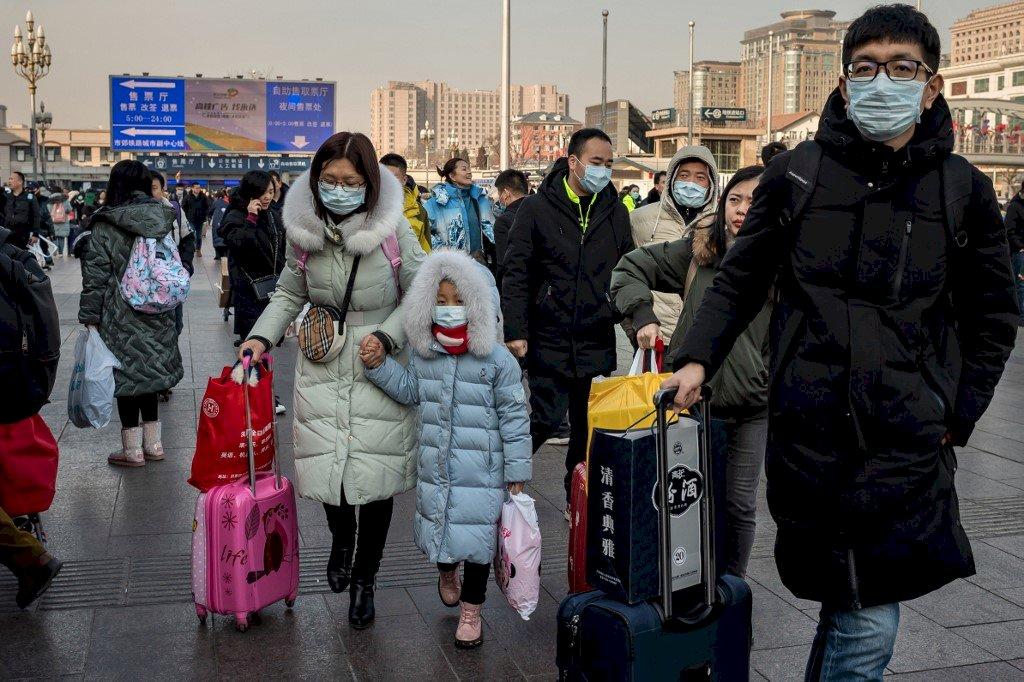 武漢肺炎疫情升溫 北京取消廟會等大型活動