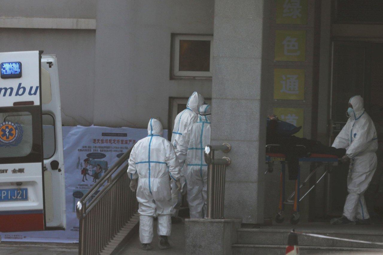 中國官員:中國醫護馳援湖北 規模速度勝汶川地震