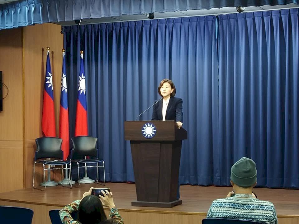 國民黨促成首批台商包機回國 王育敏:之後協調回歸陸委會