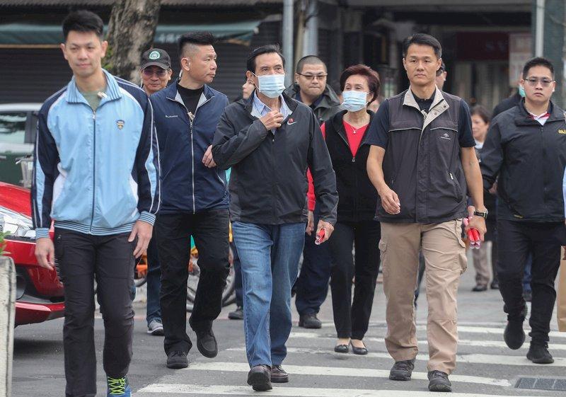 降低疫情威脅 馬英九:台灣可提供中國防疫物資
