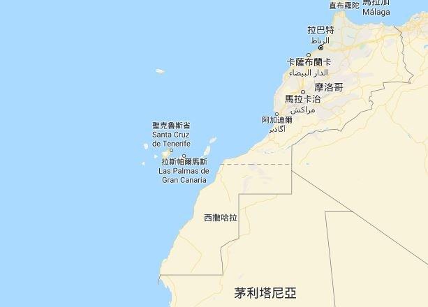 通過爭議法律 摩洛哥擴大對西撒哈拉海域管轄權