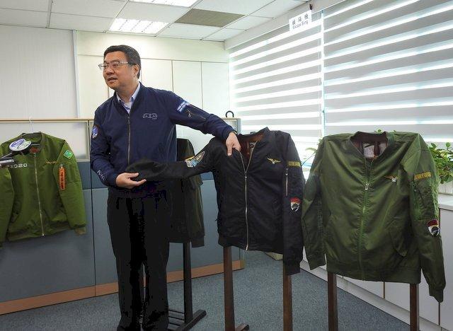 民進黨勝選版飛行夾克政治獻金 捐給武漢肺炎防疫