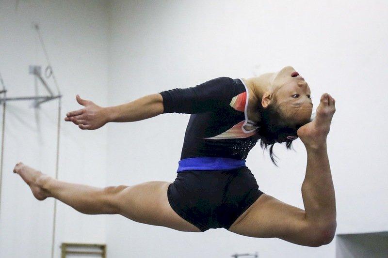 東奧女子體操丁華恬無緣決賽 仍達台灣53年紀錄