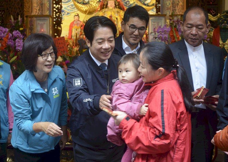 賴清德談武漢肺炎防疫 對中國提三建言
