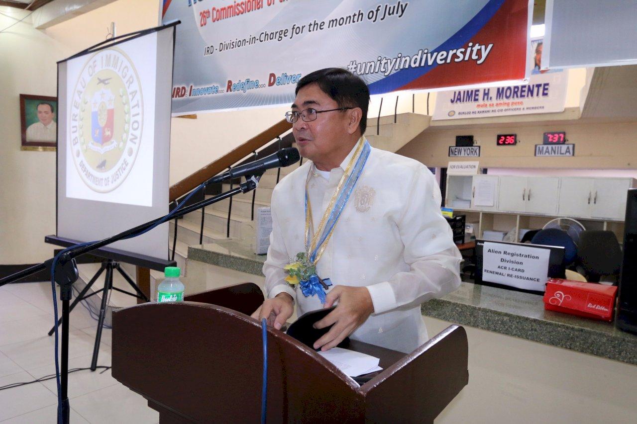 2736名中國公民逾期居留 菲律賓政府勒令離境