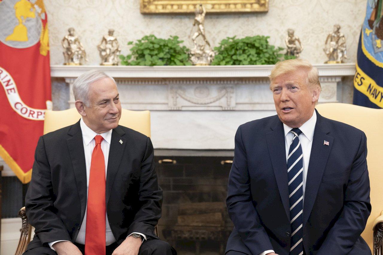 川普即將宣布中東計畫 以色列先增兵約旦河谷