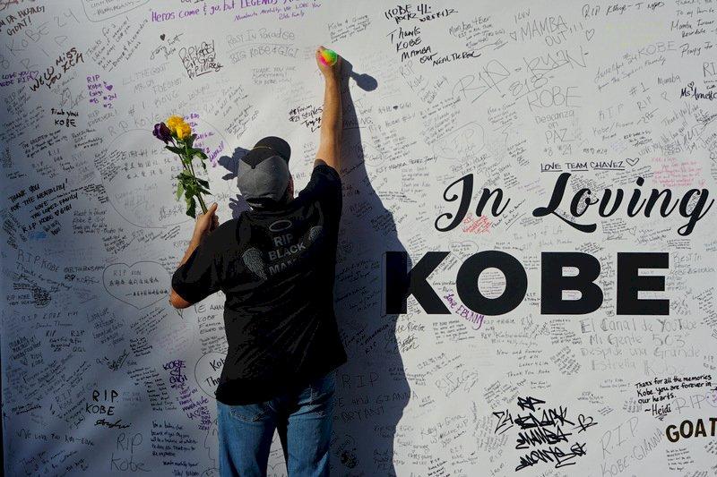 紀念Kobe NBA明星賽MVP獎將冠名布萊恩