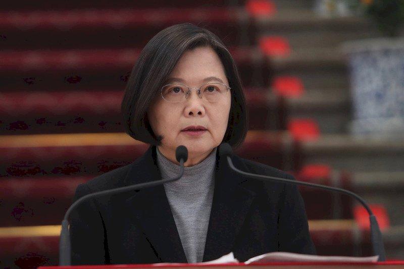因應武漢肺炎 總統指示4項防疫作為、8項經濟措施